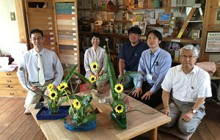 フレンドクラス はじめての生け花教室
