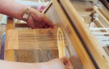 裂き織&手織り体験教室